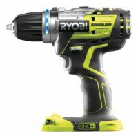 Ryobi R18DDBL-0 18 V akkumulátoros szénkefe nélküli fúrócsavarozó