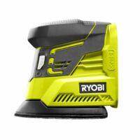 Ryobi R18PS-0 18 V-os akkumulátoros deltacsiszoló