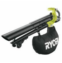 Ryobi OBV18 18 V Akkus szénkefe nélküli lombszívó és lombfúvó