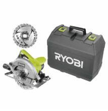 Ryobi RCS1400-K2B 1600 W körfűrész lézerrel,  +1 x  körfűrészlap