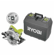 Ryobi RCS1600-K2B 1600 W körfűrész lézerrel, +1 x  körfűrészlap, koffer