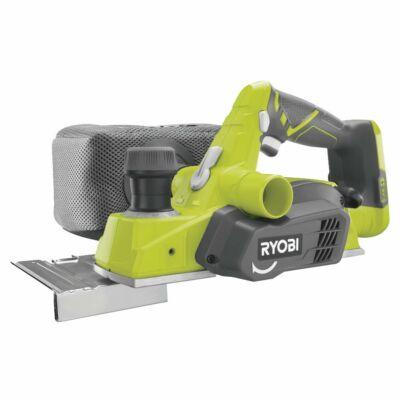 Ryobi R18PL-0 18 V gyalú, akkumulátor és töltő nélkül