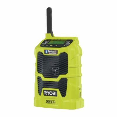 Ryobi R18R-0 18 V akkumulátoros rádió Bluetooth® -al