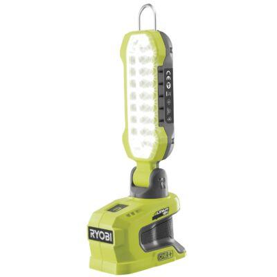 Ryobi R18ALP akkus térmegvilágító lámpa, 900Lm, 18V (akku és töltő nélkül)