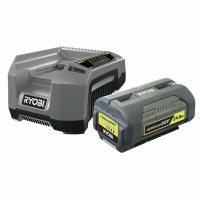 Ryobi RBPK3640D5A 36 V Lithium+ 4,0 Ah MAX POWER akkumulátor gyors töltővel