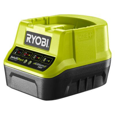 Ryobi RC18-120 18 V, 60 perces töltő 2,0 Ah akkuhoz