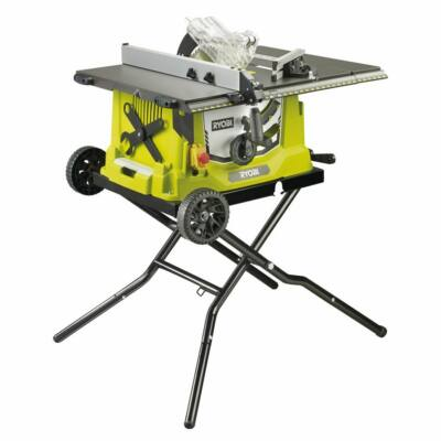 Ryobi RTS1800EF-G 1800 W asztali körfűrész és állvány
